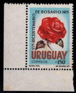 Uruguay Scott 910 MNH**  1975 Rosario stamp