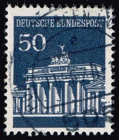 Germany #955 Brandenburg Gate; Used (0.35)