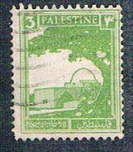 Palestine 64 Used Rachels Tomb (BP3710)