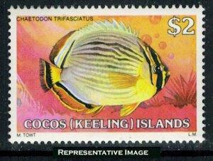 Cocos Islands Scott 50 Mint never hinged.