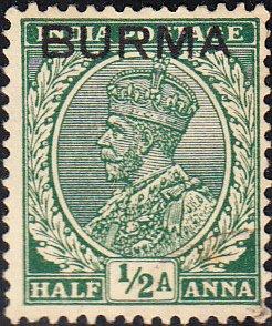 Burma #2    Used