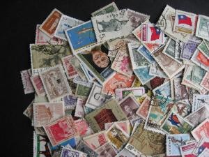 PRC, CHINA (some Asia) nice mixture (duplicates,mixed cond) of 250, check m out!