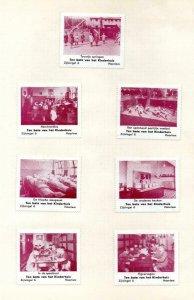 COLLECTION OF CINDERELLAS (DUTCH CHILDREN'S HOME, HAARLEM)