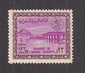 SAUDI ARABIA SC# 306  FVF/MNG