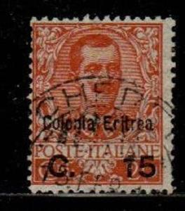 Eritrea Scott 34 Used (Catalog Value $20.00)
