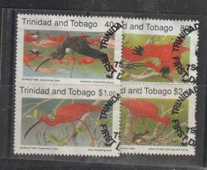 Trinida and Tobago SC 505-8 Used