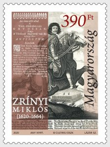 Hungary 2020 Miklos Zrinyi was Born 400 Years Ago set mint**
