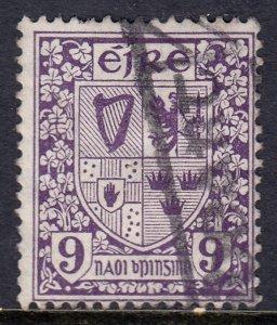 Ireland - Scott #74 - Used - SCV $25.00
