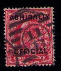 Great Britain  Sc #O79 Used Very Fine