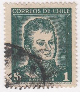 Chile, Scott # 265 (1), Used
