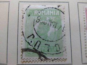 Rumänien Roumanie Romania 1920-26 2L fine used stamp A13P32F144