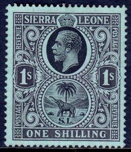 Sierra Leone - Scott #115 - MNG - Pencil on reverse - SCV $5.00