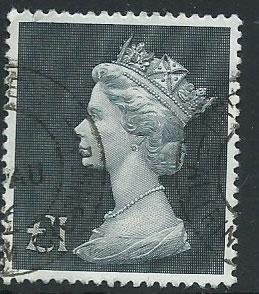 GB QE II  SG 831 Used