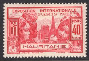 MAURITANIA SCOTT 71