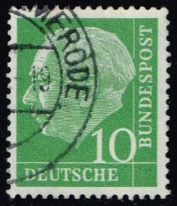 Germany #708 Theodor Heuss; Used (0.25)