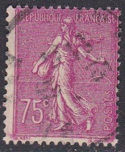 France Sc #151 Used; Mi #165