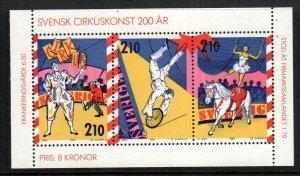 Sweden  1656a  MNH $ 3.75