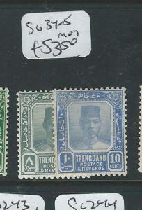 MALAYA TRENGGANU (P0410B) SG 34-5    MOG