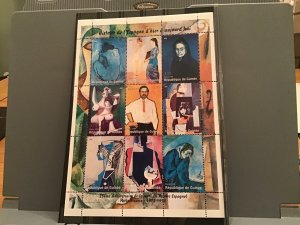 Pablo Picasso  Artist mint never hinged  Stamps sheet  R23156
