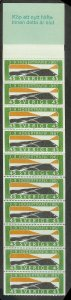 SWEDEN (30) Complete FULL Booklets ALL Mint Never Hinged