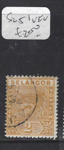 MALAYA SELANGOR  (P0509B)  TIGER]   2C  SG  50   VFU