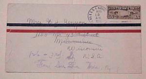 US MARINES IN NICARAGUA 5th REG AUG 15,1932 FLIGHT MANAGUA