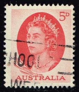 Australia #366 Queen Elizabeth II; Used (0.25)