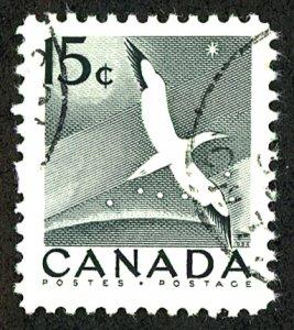 Canada #343 Used