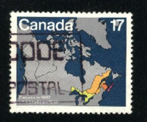Can #890   used VF 1981 PD
