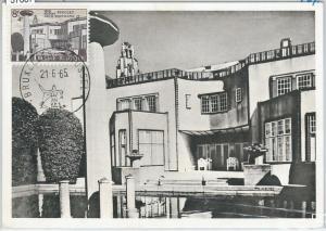 57087 - BELGIUM - POSTAL HISTORY: MAXIMUM CARD 1965 - ARCHITECTURE
