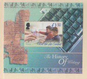 Tristan Da Cunha Scott #746 Stamps - Mint NH Souvenir Sheet