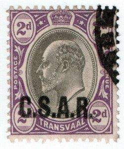 (I.B) Transvaal Railways : CSAR 2d