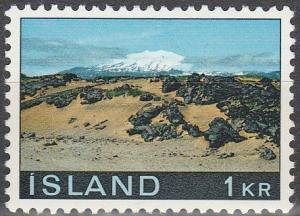 Iceland #412  MNH   (S8873)