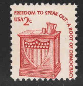 USA Scott 1582 Mint No Gum stamp