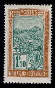 Madagascar Scott 112 MH* stamp