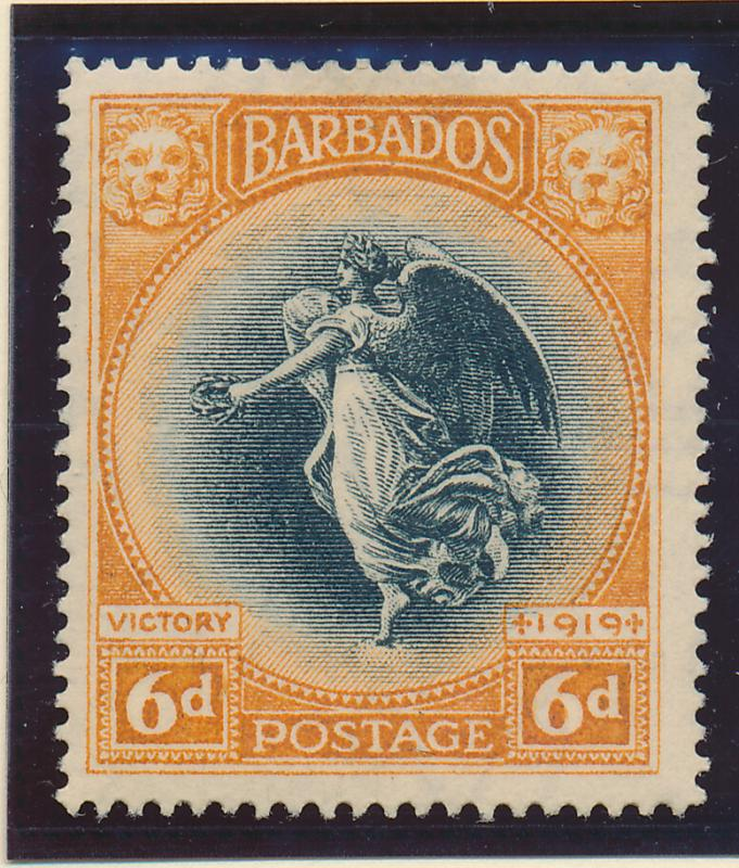 Barbados Stamp Scott #147, Mint Hinged - Free U.S. Shipping, Free Worldwide S...
