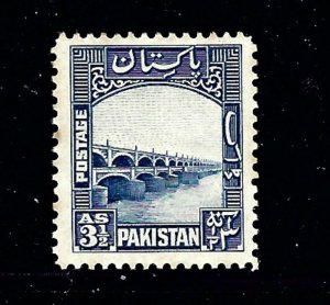 Pakistan 32 MH 1948 issue   (P9)