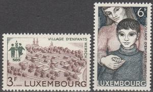 Luxembourg #470-01  MNH  F-VF (SU6081)