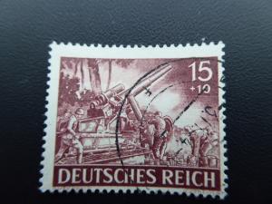 1943  Germany  Deutsches Reich Semi postal  Sc# B224