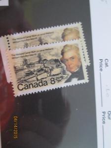 Canada #655 mnh William Merritt