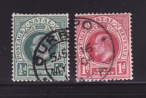 Natal 81-82 U King Edward VII