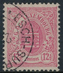 Luxembourg 44  CV $190.00