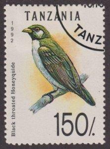 Tanzania 984 Black-Throated Honeyguide 1992