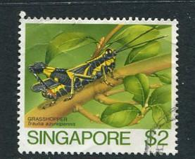 Singapore #462 Used (Box1)