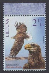 2011 Lithuania 1081 Birds