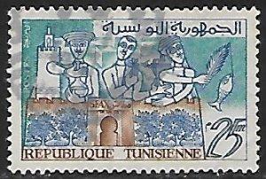 Tunisia # 352 - Sfax - used.....{Gn12}