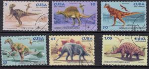 SG4940/5 2006 PREHISTORIC ANIMALS FINE USED