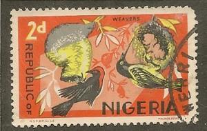 Nigeria   Scott  259    Birds     Used