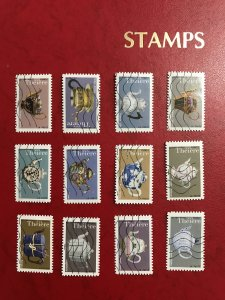 France lot#4 - New issue complete set of 12