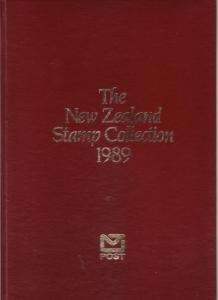 New Zealand - 1989 Yearbook (see description)